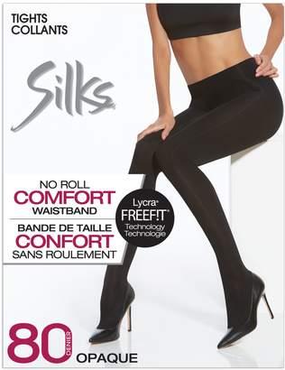 Silks Comfort Waistband Tights