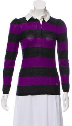 Gucci Cashmere Rugby Top