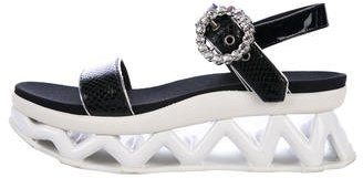 Marc by Marc Jacobs Ninja Wave Sandals