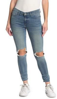 Lucky Brand Ava Distressed Knee Leggings