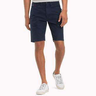 Tommy Hilfiger Relaxed Fit Cotton Twill Short
