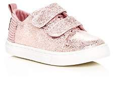 Toms Girls' Lenny Crackled Leather Sneakers - Baby, Walker, Toddler