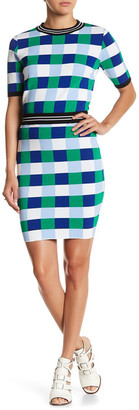 endless rose Checkerboard Pattern Skirt $62 thestylecure.com