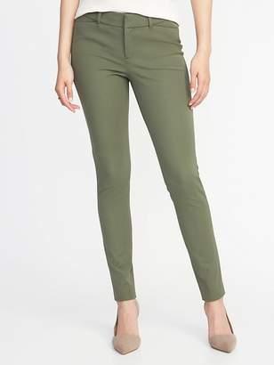 Old Navy Mid-Rise Pixie Full-Length Pants for Women