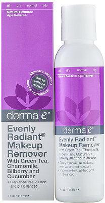 Derma E Evenly Radiant Makeup Remover