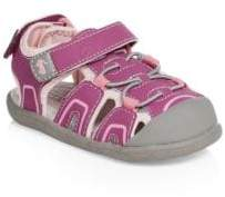 See Kai Run Baby's& Toddler's Lincoln III Active Runner Sandals