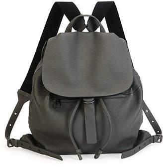 Bottega Veneta Woven Leather Backpack