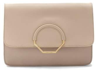 Louise et Cie Maree – Material-blocked Clutch