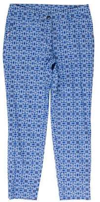 Paul & Shark Printed Mid-Rise Pants w/ Tags