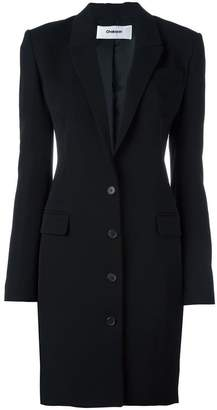 Chalayan signature fitted long jacket