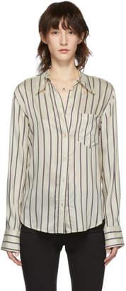 Isabel Marant Ecru Oury Shirt
