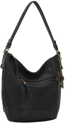 The Sak Sequoia Leather Hobo Handbag