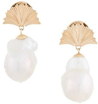Meadowlark large Vita drop earrings