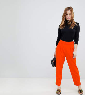 Asos High Waist Tapered Pants