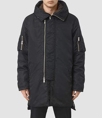 AllSaints Aster Parka Coat