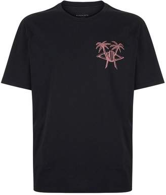AllSaints Barbed Palm T-Shirt