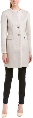 Cinzia Rocca Tailored Trench Coat