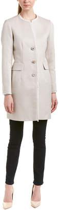 Cinzia Rocca Tailored Trench Coat