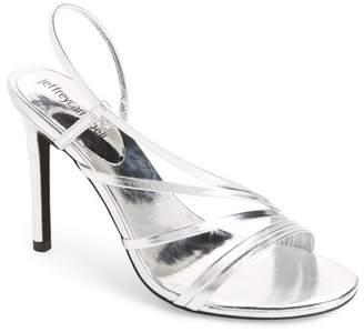 Jeffrey Campbell Lilian Asymmetrical Strappy Sandal (Women)