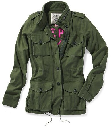 Victoria's Secret Pink® Army Jacket