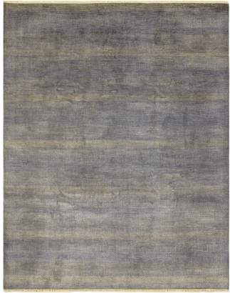 Walton Noori Rug Fine Grass Umair Hand-Knotted Wool Rug