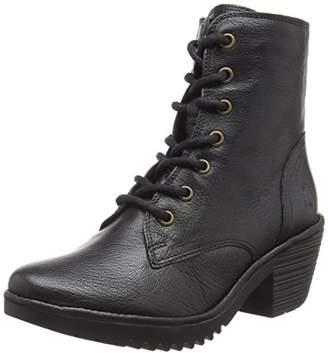Fly London Women's WOKE910FLY Ankle Boots, (Black 000), 8 (41 EU)