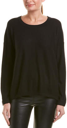 Vince Dropped-Shoulder Cashmere Sweater
