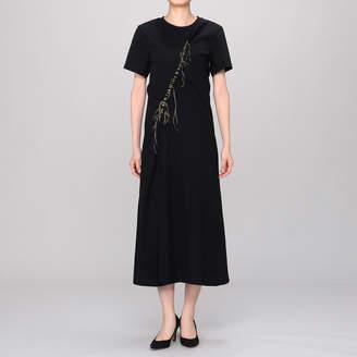 Ambell (アンベル) - アンベル Kintsugi long jersey dress