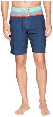 VISSLA Congos Four-Way Stretch Boardshorts Men's Swimwear