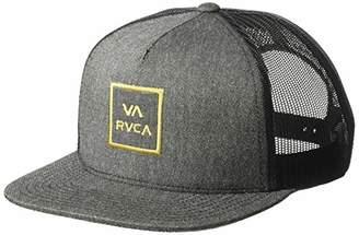 pretty nice b484a 61271 RVCA Men s VA All The Way MESH Back Trucker HAT