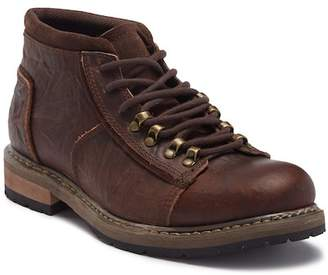 Vintage Foundry Plain Toe Leather Boot