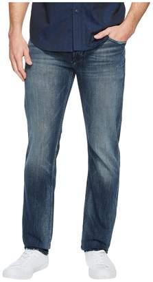 Robert Graham Activate Woven Denim in Indigo Men's Jeans
