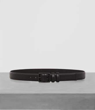 AllSaints Clift Leather Stud Belt