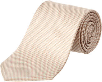 Brioni Seashell Silk Tie