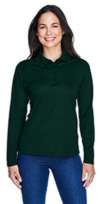 Ash City - Extreme Ladies' Eperformance Snag Protection Long-Sleeve Polo