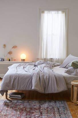 Lara Seersucker Jersey Comforter