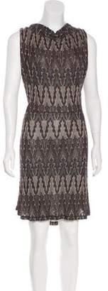Etoile Isabel Marant Patterned Mini Dress