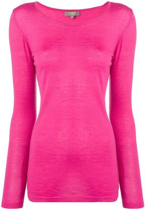 N.Peal slim-fit pullover