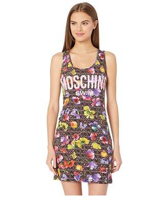 Moschino Jersey Stretch Dress Cover-Up