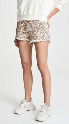 One Teaspoon Low Waist Bonita Shorts