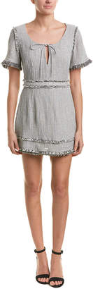 Stevie May Danica Linen Mini Dress