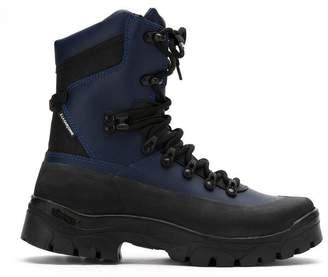 À La Garçonne leather boots