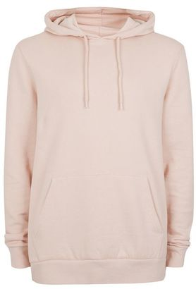 Light Pink Classic Fit Hoodie $40 thestylecure.com