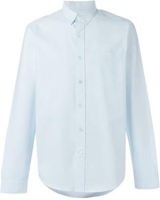Ami Paris button collar shirt
