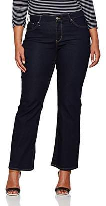 Levi's 315 Pl Shaping Boot, Women's Jeans, Blue (Darkest Sky), 50 / L32 (Manufacturer's Size: 20 / M)