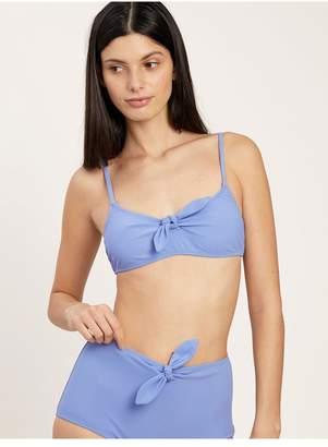 Morgan Lane Maya Bikini Set In Lilac