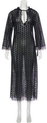 Talitha Lace Maxi Dress