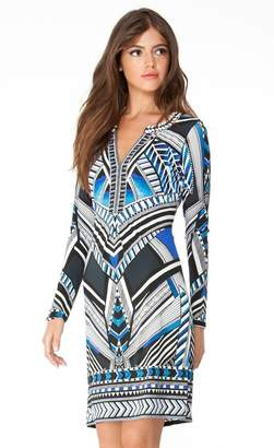 Hale Bob Mel Geo Jersey Dress
