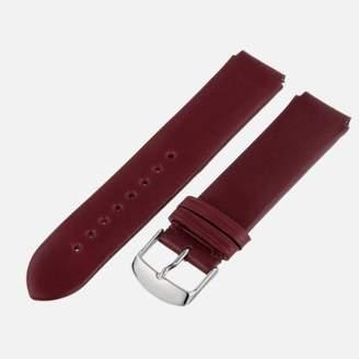 Philip Stein Teslar Watch Bands-Strap 2-CIWI 20mm Wine Italian Calf Watch Strap