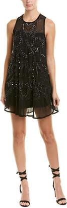 Raga Embellished Mini Dress